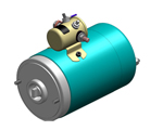 ELECTRIC DC MOTOR 2000W/3000W